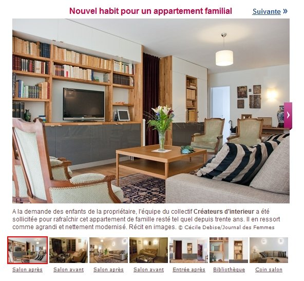 les magazines de d coration voquent les r alisations d 39 un d corateur d 39 int rieur montpellier. Black Bedroom Furniture Sets. Home Design Ideas
