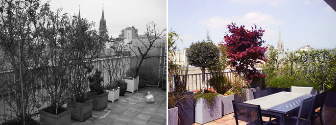 Aménagement D'Une Terrasse | Montpellier